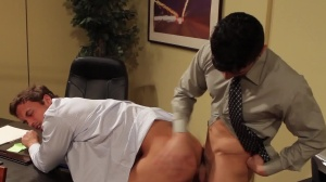Entry Level - Rocco Reed, Lance Luciano ass plow