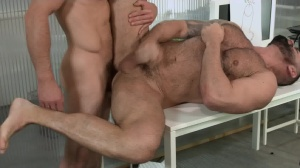 Defiance - Paddy O'Brian & Victor D'Angelo pooper Hook up
