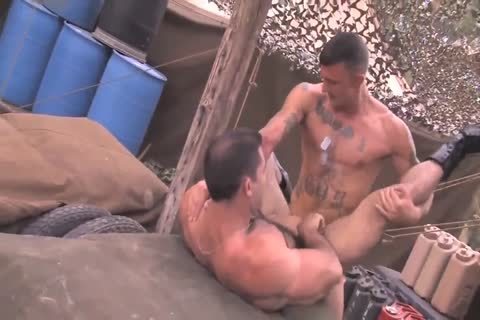 Roman Ragazzi Muscle Bottom - Military fuck