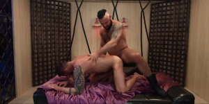 Art Of Domination - Jessy Ares, Tyler Berg butthole Love