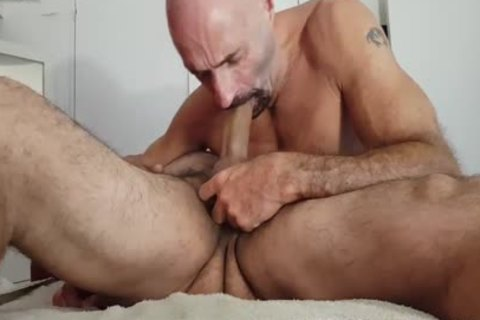 DEEPTHROAT AND nail MASSAGE homosexual By Nudemassage