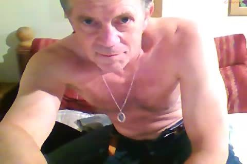 giant Dicked dad wanking 012