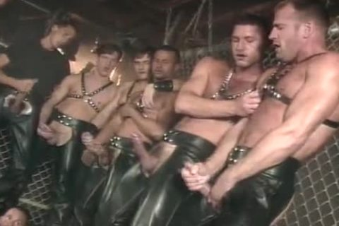 homosexual  Leather Sex