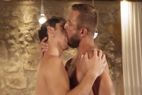 GayRoom - Dylan Knight hammered By A Plunger And Peter Fields biggest dick
