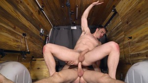 Bottom Fishing - Pierce Paris & Michael Boston American Sex