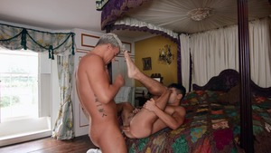 A Tale Of Two knob Destroyers movie scene 1 - JJ Knight with Ty Mitchell American Love