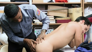 Young Perps - Ty Mitchell caught good fucking scene