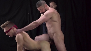 Missionary Boys - Dirty Elder Bar loves rough nailing