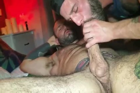 nasty Male gets Fuked By large cock
