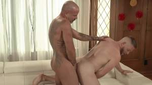 Icon Male: Hairy gay Jack Dyer agrees to nailed rough in HD