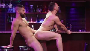 IconMale - Adam Ramzi uncover huge penis