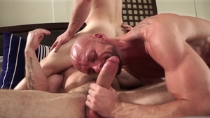 IconMale.com: Good fucking with Sergeant Miles Leo Luckett