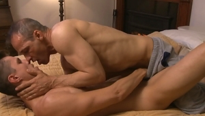 IconMale - Slamming hard with Alex Chandler & Rodney Steele