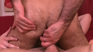 IconMale.com: Adam Russo beside Calvin Banks anal fucks