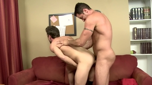 IconMale: Hard nailining with Nick Capra and Lance Hart