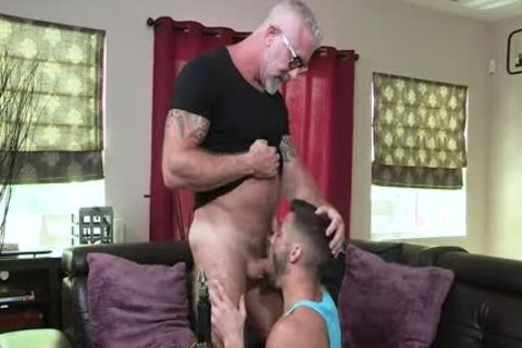 When you Have The Greatest grandpapa (Lance Charger) you Feel Free To Share Bits Of Your gay Experience With Him (Casey Everett) - SayUncle