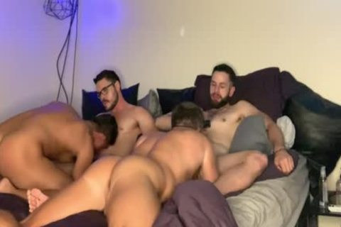 Colby 10 - This 4 Way With Mike Ban & Will