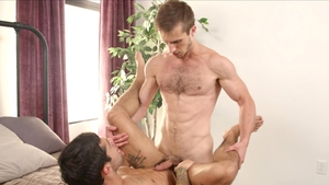 Next Door Raw: Donte Thick is really inked amateur