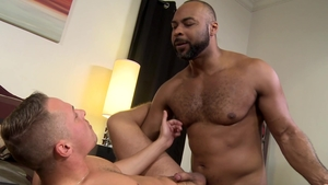 MenOver30.com: Ray Diesel among hairy Aston Springs rimming