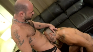 Pride Studios - Caucasian Billy Santoro ass pounding