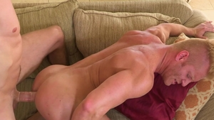 HotHouse: Johnny V loves fucked by nice big dick Pierce Paris
