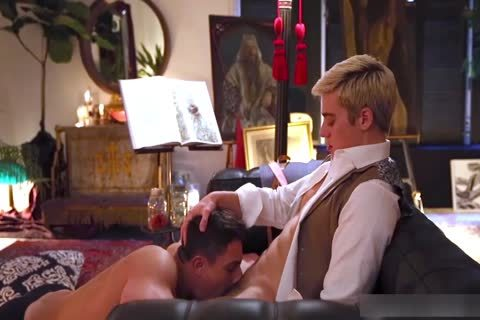 Blake Mitvhell bare Carter Dane - The Tailor gay