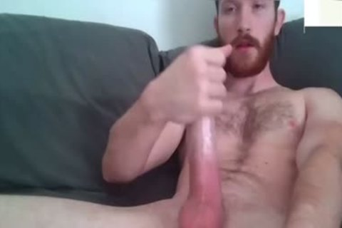 Complication Of 2 juicy fellows Jerking On cam With sperm At The End