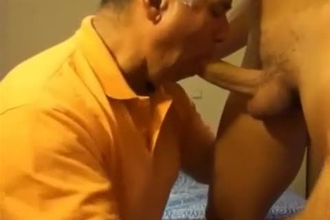 daddy sucking thick twink
